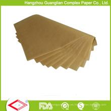 Hojas de papel de pergamino sin gluten Bakerble 460X710cm sin blanquear