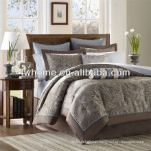 Madison Park Aubrey Multi Piece Comforter Duvet Bedding Set