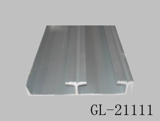 Extruded Aluminum Track Channel GL-21111T