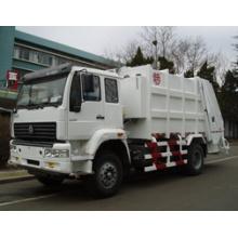 Части sinotruk HOWO с задней загрузкой 12м3 сжатого мусоровоз (QDZ5163ZYSZH)
