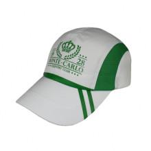 Fashion 5 Panel Sports Caps Sombreros Casuales Stripe & Print