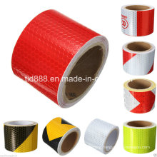 "2""X10′ 3m Types Night Reflective Safety Warning Conspicuity Tape"