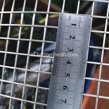 316 lembar Stainless Steel dilas Wire Mesh