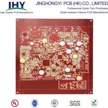 94V0 Fr4 Shenzhen 4 Layer HASL Lead-Free Heavy Copper PCB