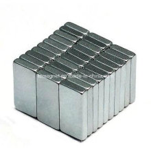 N35 Rectangular Permanent Rare Earth Magnet 10X5X1mm