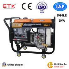 5kw Oil Alert Diesel Generator Set