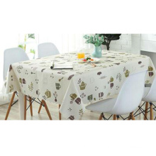 High Quality wholesale custom beautiful tablecloth for restaurant