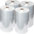 Stretch film cast jumbo roll