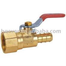 Женский резьба Латунь газовая плита клапан