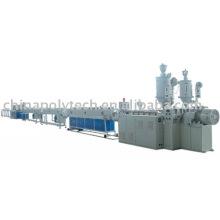 HDPE silicon core pipe extrusion line