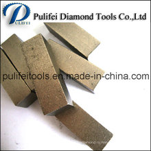 Конкретный сегмент алмазный этаж для трапециевидной металлической площадки