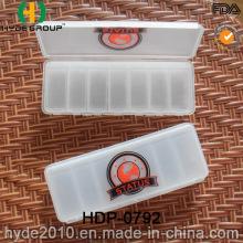 Wholesale PP Plastic Pill Box (HDP-0792)
