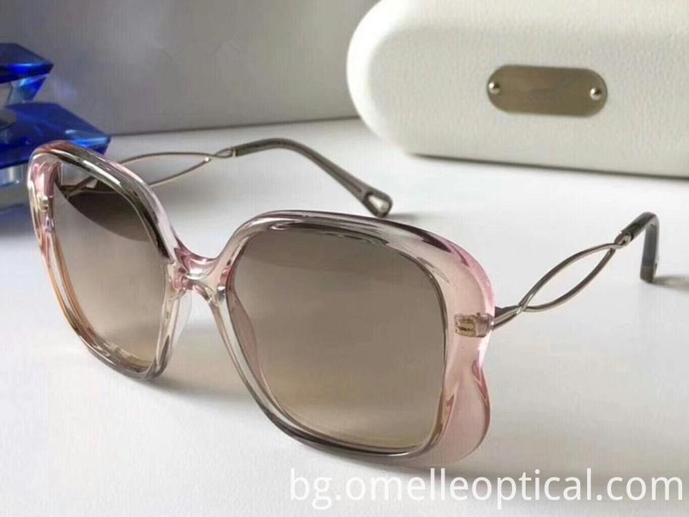 Eyeglasses Square Sunglass