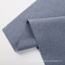Hot sale knit cationic interlock polyester air layer scuba fabric for sportswear