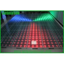 P125mm Interactive Dance Floor LED Display