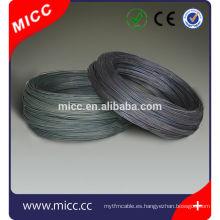Nicrosil-Nisil (Tipo N) cable desnudo termopar