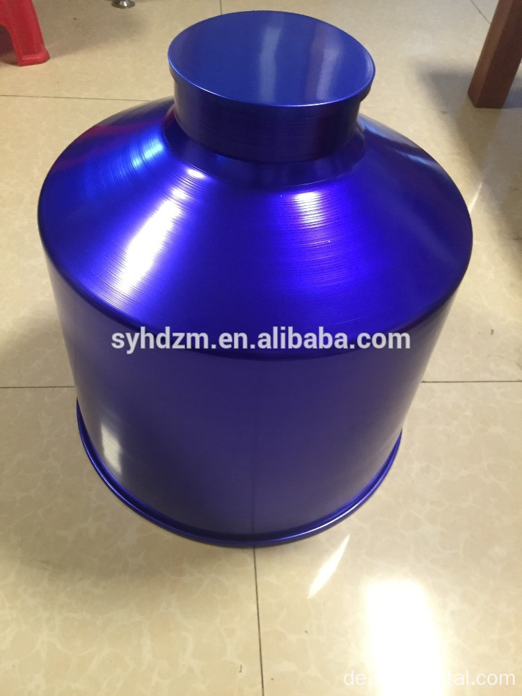 billiger Aluminium-Spinnlagertank