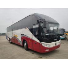 Coach Bus Luxrious 12m53 Seats LHD Diesel Bus
