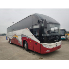 Coach Bus Luxrious 12m53 Seats LHD Diesel Bus