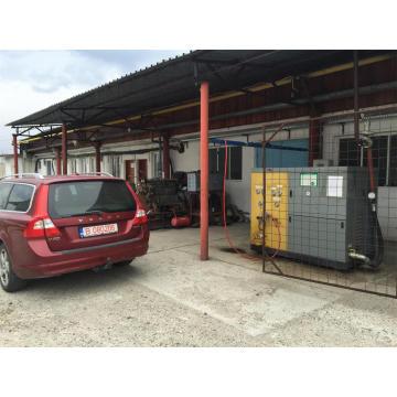 CNG Kompressor für Refuel CNG Fahrzeug zu Hause