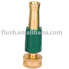 """4"""" Screw-on Brass Adjustable Nozzle"""