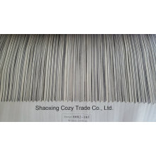 New Popular Project Stripe Organza Voile Sheer Curtain Fabric 0082105