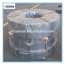 Prima bobina de acero galvanizado en caliente dx51d z bobina de acero galvanizado