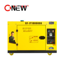 5kw 120volts Silent Watercooled Micro Hydro Alternator Diesel Generator Generatore a Magnete Permanente Generator Sets