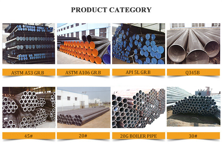 AISI 1020 carbon steel seamless pipe price per meter