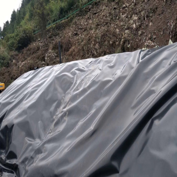Alta calidad 0.75mm Geomembrane HDPE Sheet Dam Liner
