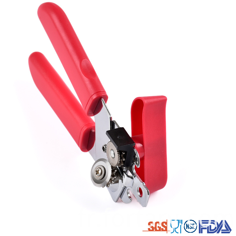 Color Handle Tin Opener