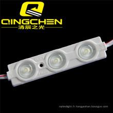 160 degrés de haute luminosité Samsung SMD5630 Waterproof Module LED, module de rétroéclairage LED