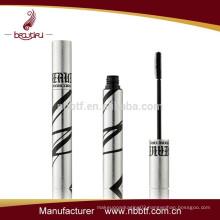 ES17-5 Sell well mascara tube fancy empty mascara tube silver aluminum mascara bottle                                                                         Quality Choice