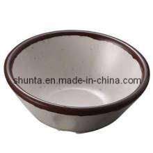 "100% Melamine Dinnerware - ""Thousands of Mountains""Melamine Round Bowl (CSB23)"