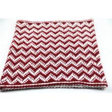 Hiver unisexe de couleur mélangée de couleur chaude imprimant le snood de boucle tricoté lourd (SK170)