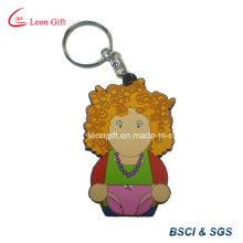 Custom Hot Sale PVC Keyring for Promotion Gift
