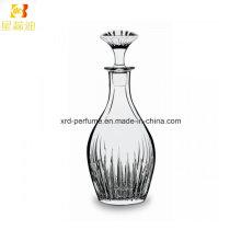 Parfum d'odeur de vente chaude avec bouteille en verre