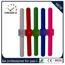 Multi-Color Sport Digital Slap Silikon Uhr (DC-092)