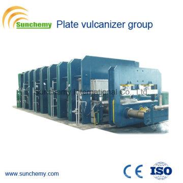 Plate Vulcanizer/Press Group