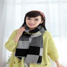 Hot Sell New Fashion Knit Scarf Manufactory