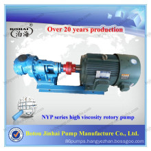 Top china rotary gear pump manufacturer (NYP series) in alibaba