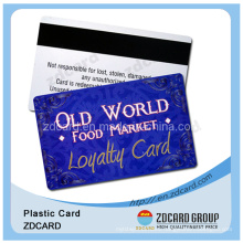 Printing Magnetic Strip Card for Club Member