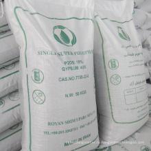 Гранулированный суперфосфат (фосфатное удобрение SSP 16% и 18%)