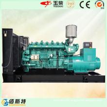 Silent Standby Engine (Yc6t600L-D20) Power 500kVA 50Hz Diesel Gensets Factory