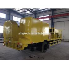 914-610 240 K Máquina de fabricação de rolo de folha de arco de telhado grande / Máquina de construção de arco sem moldura