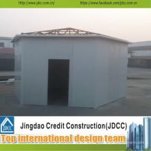 Maison préfabriquée de cadre en acier