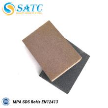 SATC - esponja abrasiva de bloco de lixa diamantada