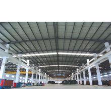 Vorgefertigtes Al-Mg-Mn-Plattenportal-Stahlstruktur-Lager