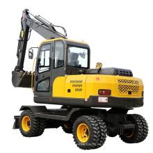 Kawasaki Hydraulic System 0.6 excavadora de rueda de cangilones