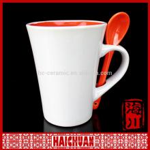 HCC 2014 snoopy design glaze ceramic soup mug